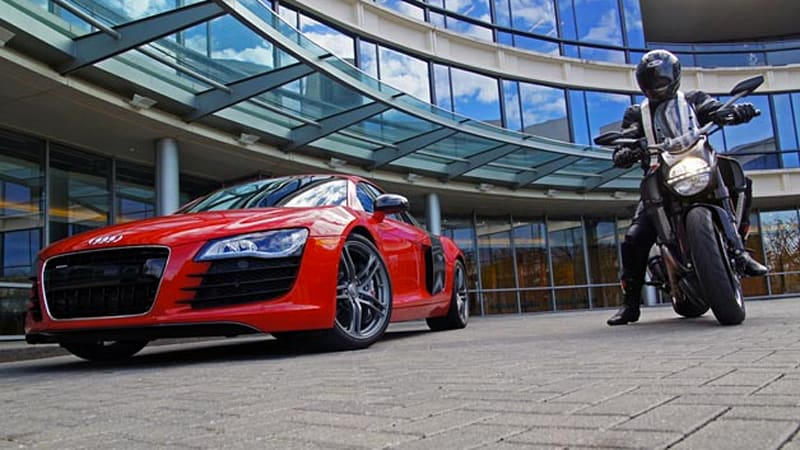 It S Official Audi Has Just Bought Ducati Autoblog