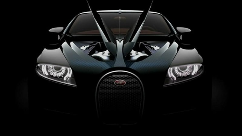 new bugatti 16c galibier teaser video is over-the-top absurdity