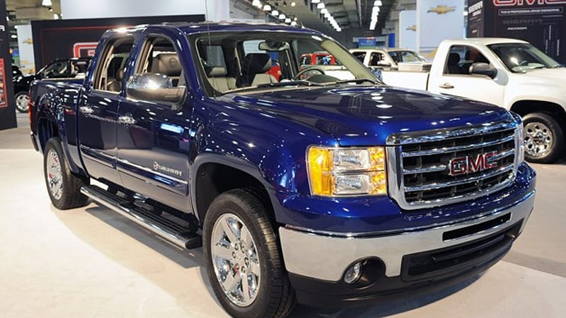 2012 Gmc Sierra And Yukon Heritage Editions Say Happy 100th Autoblog