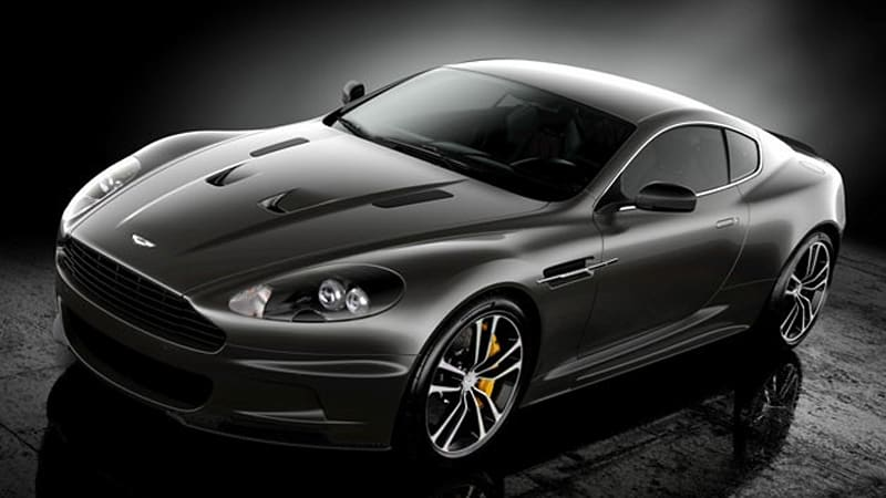 Aston Martin Prices Limited Edition Dbs Ultimate Autoblog