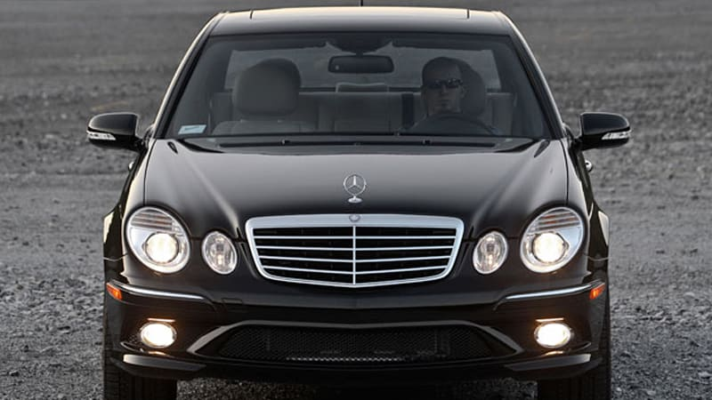 mercedes benz recalling 2007 09 e350 wagon for rear. Black Bedroom Furniture Sets. Home Design Ideas