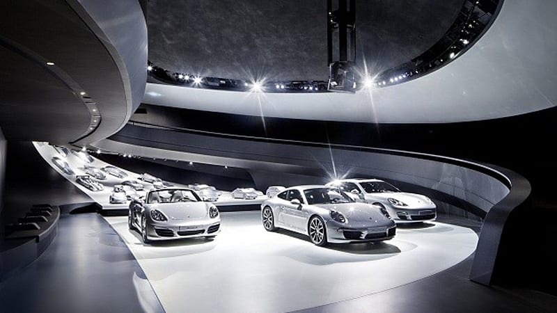 Porsche gets its own pavilion at Autostadt - Autoblog on