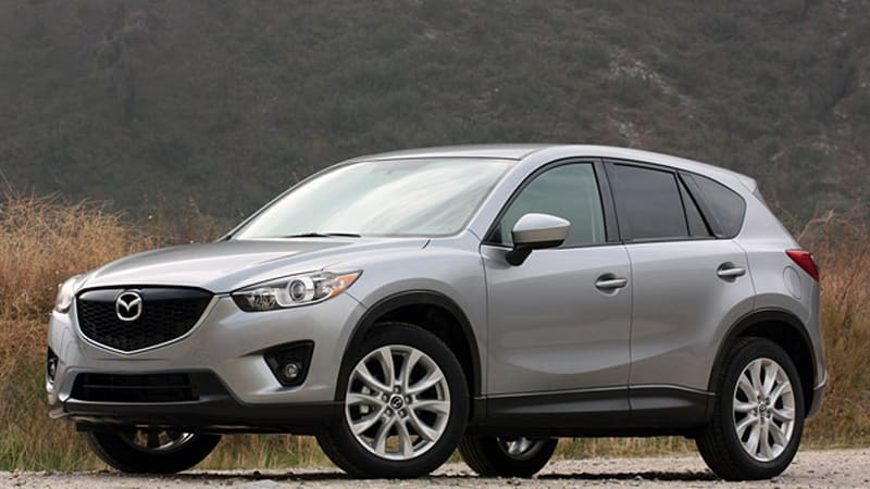mazda seen raising production of cx 5 as skyactiv engine capacity doubled autoblog. Black Bedroom Furniture Sets. Home Design Ideas