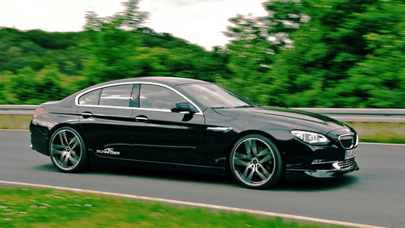 6 Series Gran Coupe >> Ac Schnitzer Works Over Bmw S New 6 Series Gran Coupe W