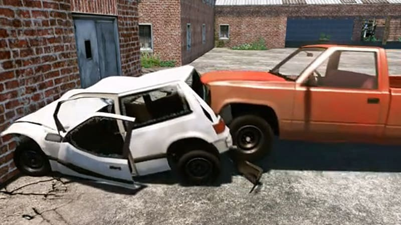This Is How Good Car Crashing In Video Games Is About To Become