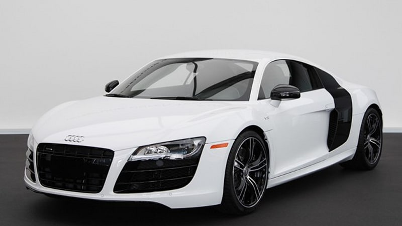 Audi Offering R8 Exclusive Selection Editions For 2012 Autoblog