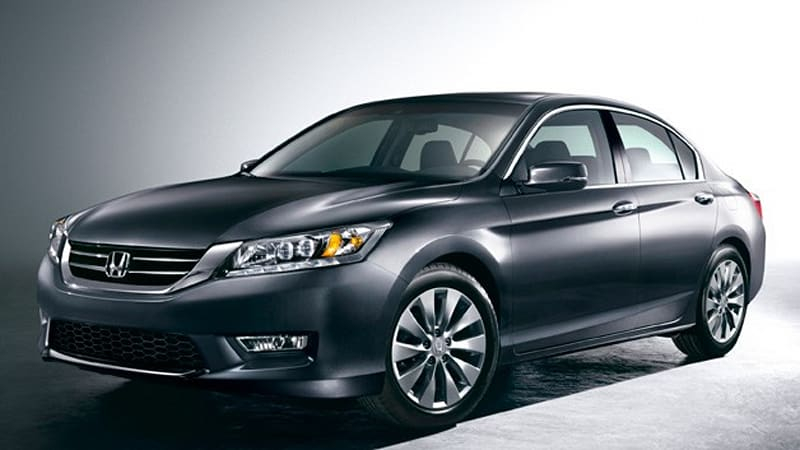 Honda Accord Official Site >> 2013 Honda Accord First Official Images Released Autoblog