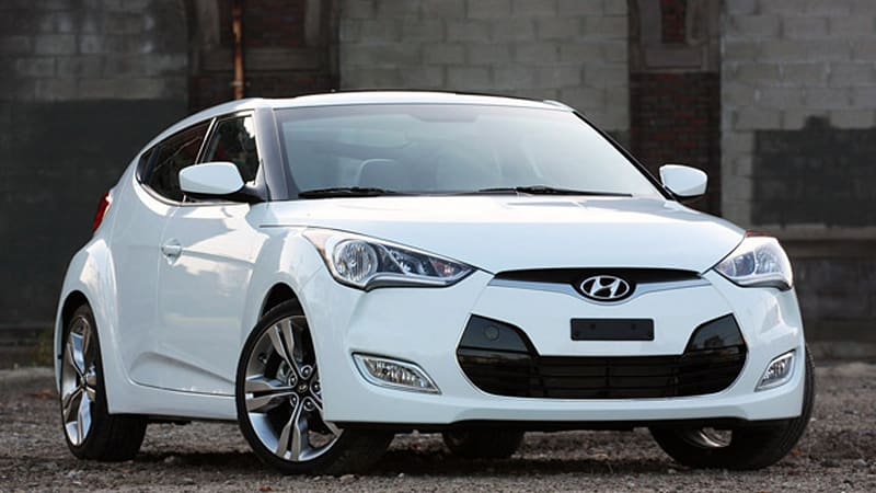 Hyundai Veloster Getting Summer Tire Option Autoblog