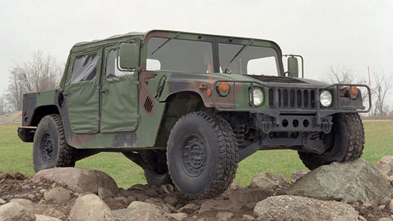 Am General To Offer Civilian Humvee Kit Car Autoblog
