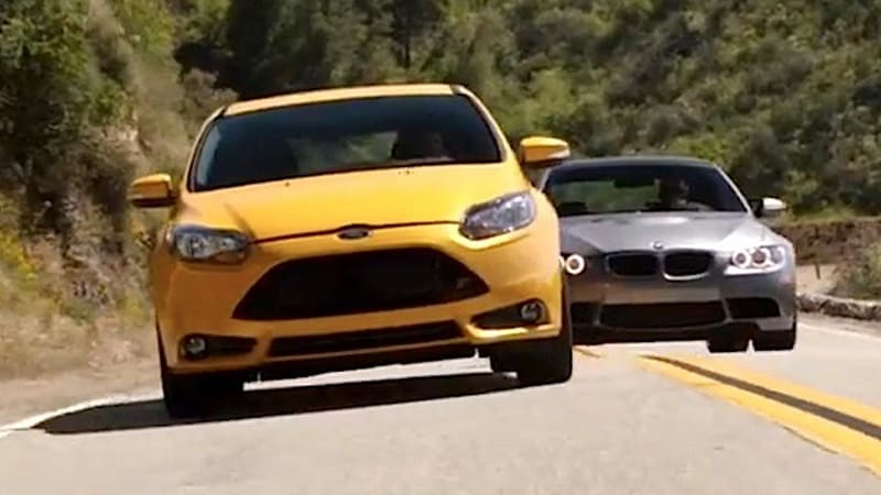 Just About Every Car In The Industry Has A Short List Of Natural Rivals Way We See It Cars Going Head To With 2017 Ford Focus St Are