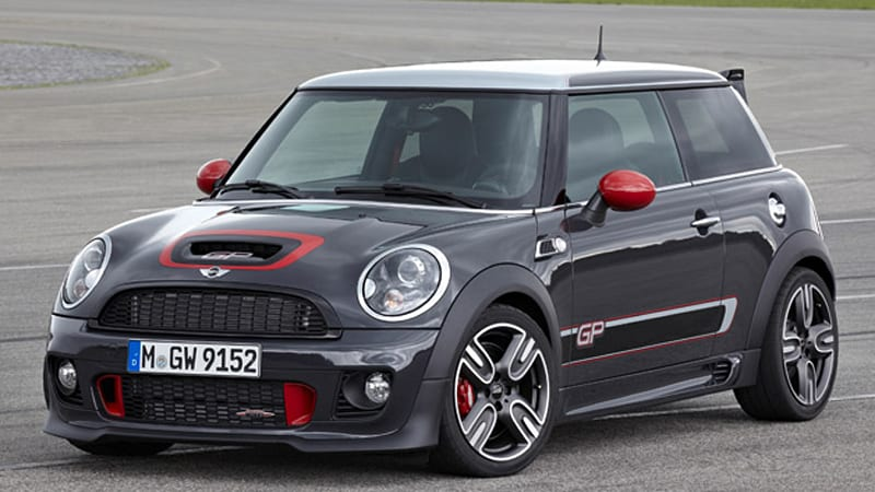 Mini releases official John Cooper Works GP details | Autoblog