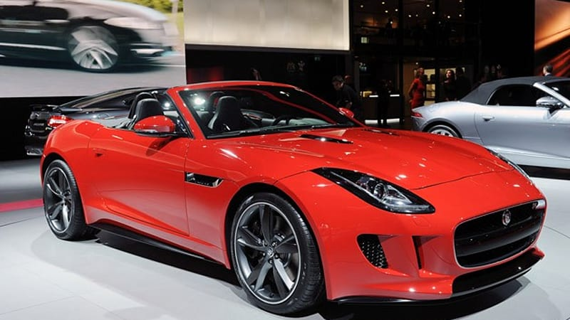 Amazing Jaguar F Type Heralds Return Of First New Sports Car For Leaping Cat In 50  Years [UPDATE]   Autoblog