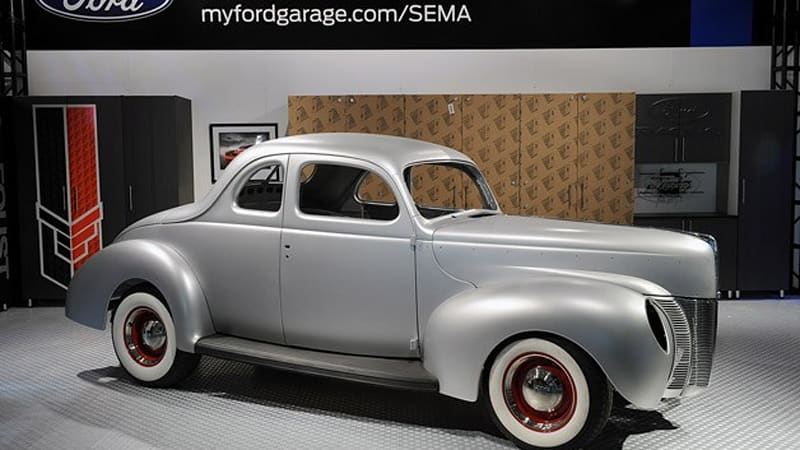 1940 Ford is a blank-slate for hot rod dreams | Autoblog