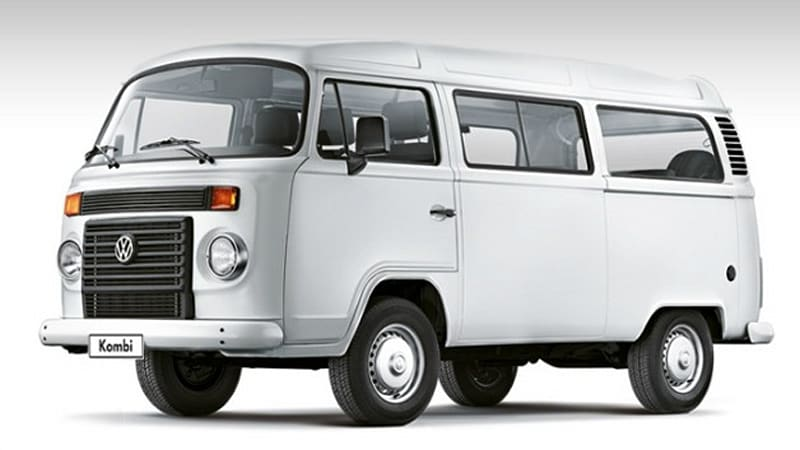 91d4645e74 VW ending Kombi production after 63-year run - Autoblog