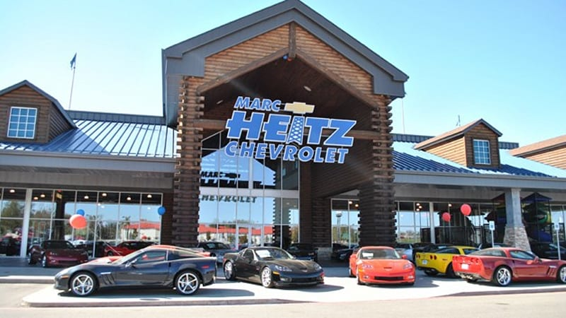 David Stanley Chevy Norman >> Norman Ok Chevy Dealer Sells Rather Than Selling Out W