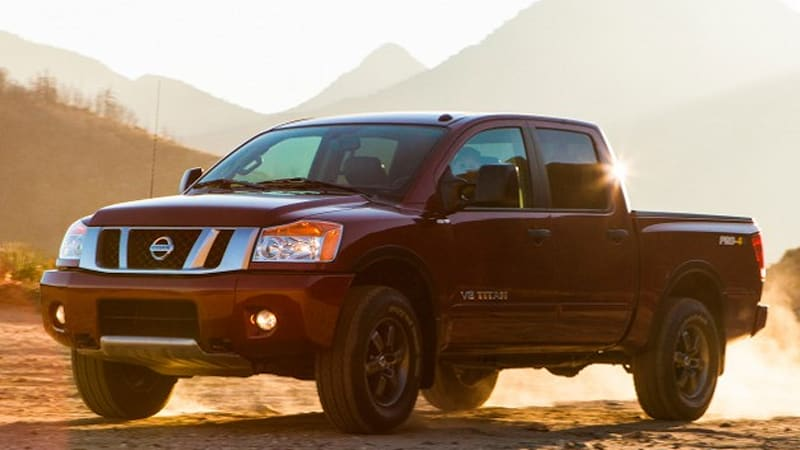 2013 Nissan Titan Sv 4X4 hd pictures