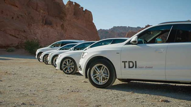 Audi confirms four new TDI diesel models headed for US | Autoblog