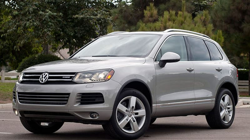 2012 volkswagen touareg hybrid w video autoblog. Black Bedroom Furniture Sets. Home Design Ideas