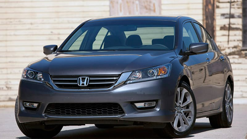 Consumer Reports Love Affair With Honda Back On Track 2017 Accord W Video Autoblog