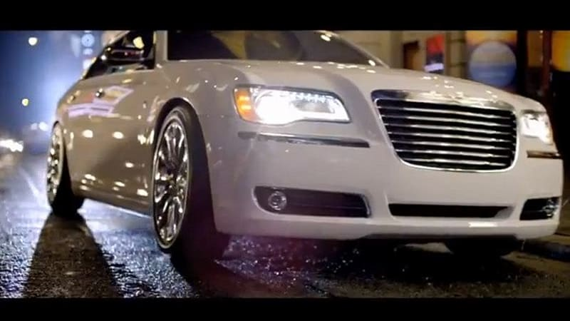 New Chrysler 300c Motown Edition Spot Features Music Mogul Berry