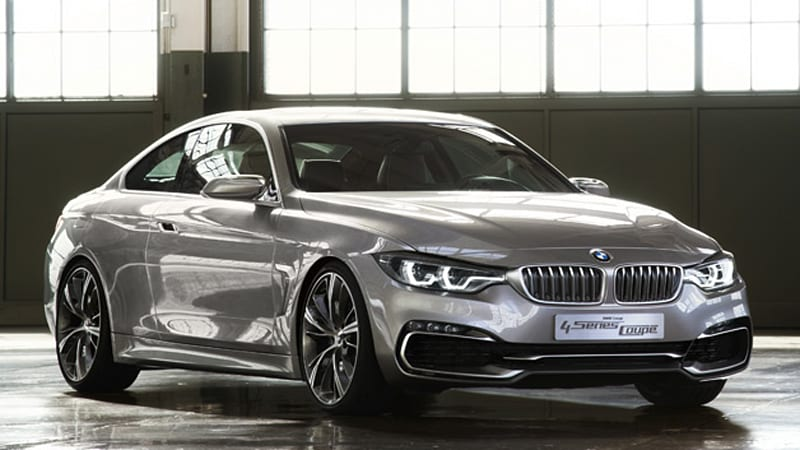 So Long 3 Series Concept 4 Series Coupe Previews New Two
