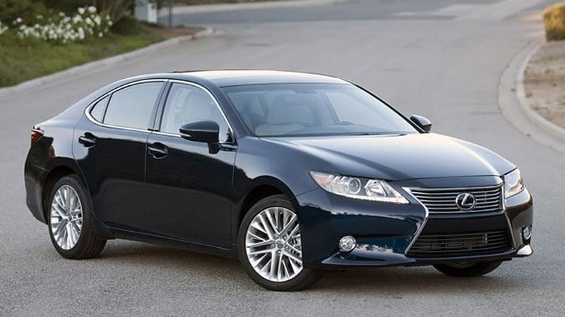 2013 lexus es350 autoblog. Black Bedroom Furniture Sets. Home Design Ideas