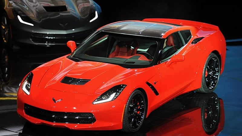 2014 Chevrolet Corvette Stingray: Everything there is to