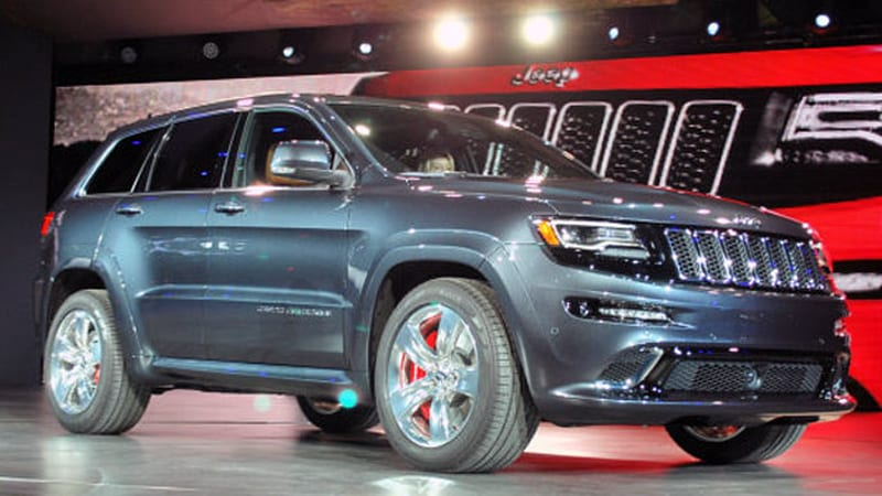 2014 jeep grand cherokee pricing leaks out autoblog. Black Bedroom Furniture Sets. Home Design Ideas