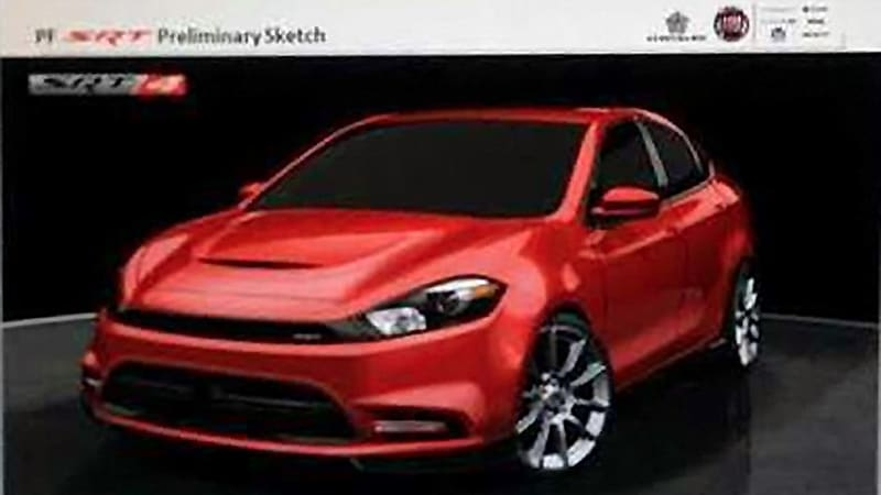 Srt Dodge Dart >> Are You The Dodge Dart Srt4 Autoblog