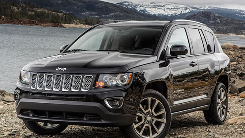2014 Jeep Compass And Patriot Get Available Powertech Six Speed