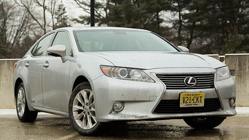 2013 lexus es300h autoblog. Black Bedroom Furniture Sets. Home Design Ideas