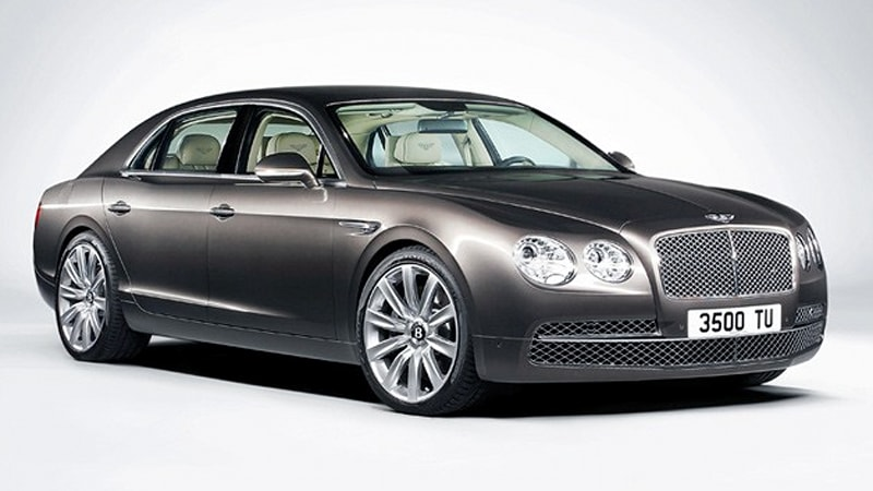 2017 Bentley Flying Spur Brings New Design To Four Door Continental Autoblog