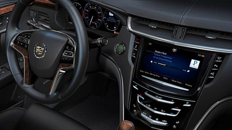 Cadillac rushing update for laggy CUE infotainment system