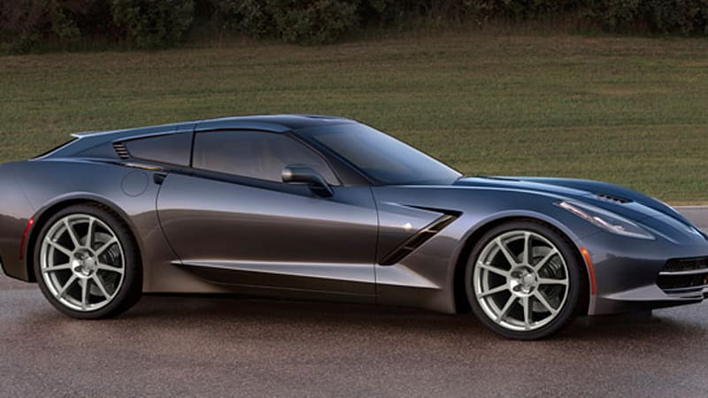 Callaway Corvette Stingray Aerowagon Concept to see production