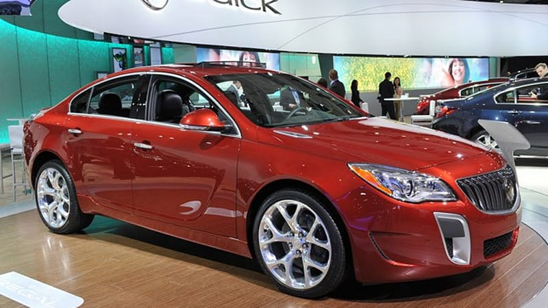 2014 Buick Regal Gets The Party Rolling In Ny Autoblog