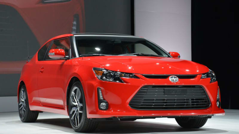 2014 Scion Tc Taps Into Its Inner Fr S Wvideo Autoblog