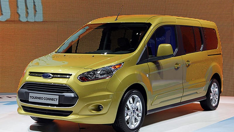 ford tourneo ready for duty in connect courier and custom. Black Bedroom Furniture Sets. Home Design Ideas