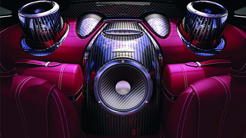 Pagani and Sonus Faber ink deal for high-end Huayra audio