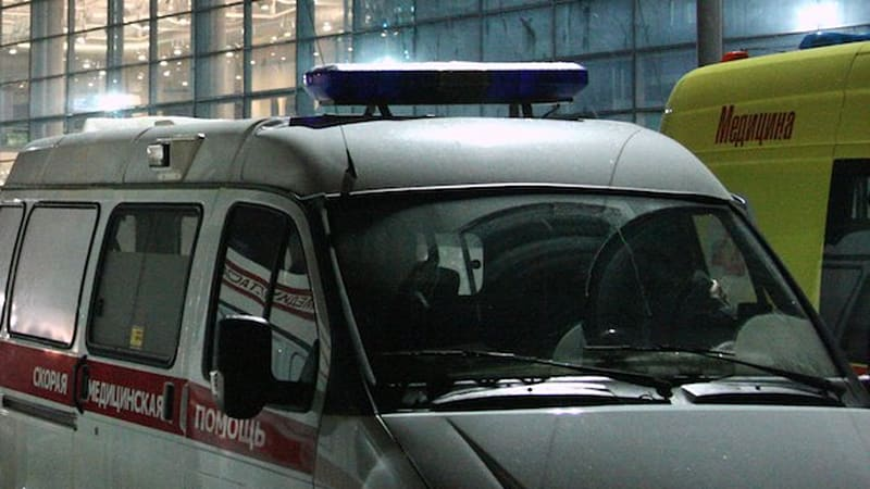 Wealthy Russians hiring ambulances to cut through Moscow traffic