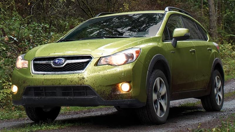 subaru confirms performance concept xv crosstrek hybrid for new york autoblog. Black Bedroom Furniture Sets. Home Design Ideas