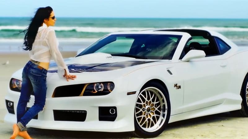 Check out the official 2013 Trans Am Hurst Edition commercial - Autoblog