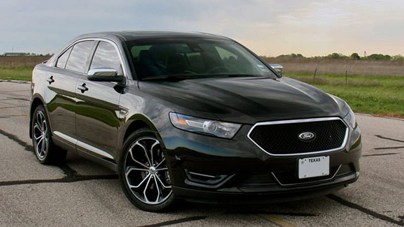 hennessey unleashes 445 hp ford taurus sho w video autoblog. Black Bedroom Furniture Sets. Home Design Ideas