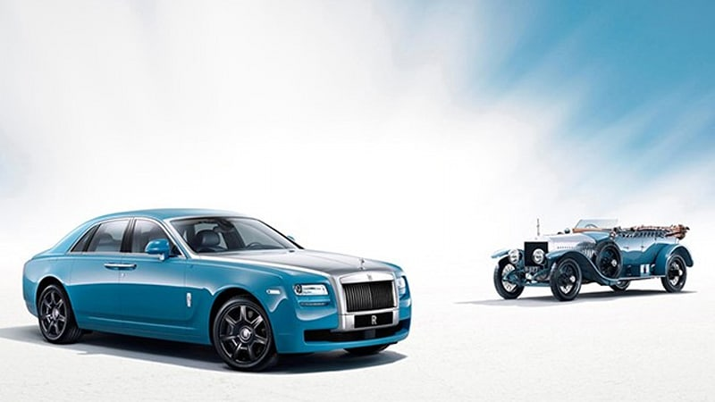 Rolls-Royce Alpine Trial Centenary Collection celebrates