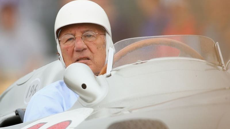Stirling Moss doubts whether women have the mental strength to race F1