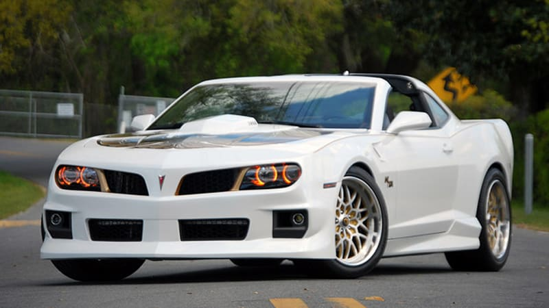 2013 Hurst Edition Trans Am | Autoblog