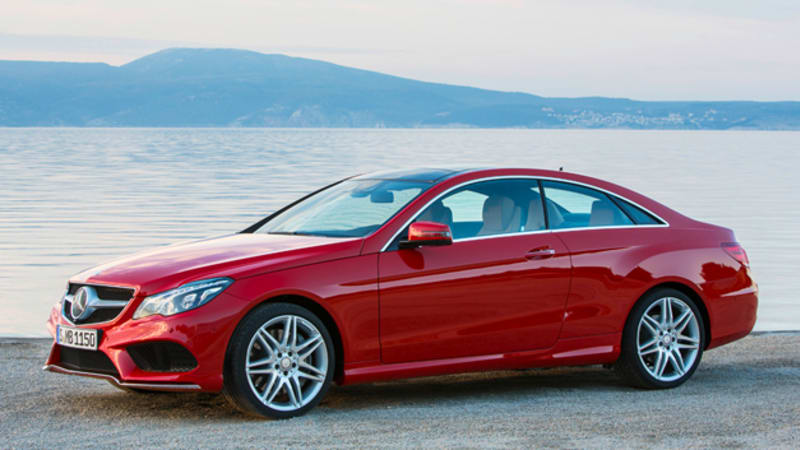 Exec admits Benz should have created an E63 AMG Coupe  Autoblog