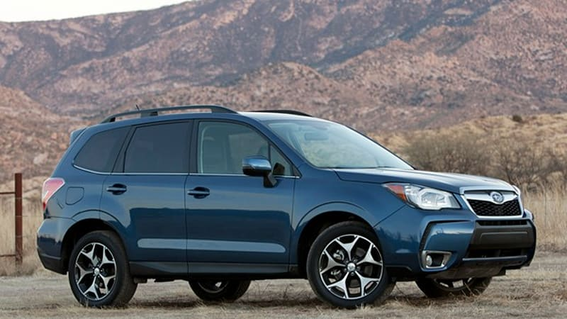 2014 subaru forester gets big nod of approval from consumer reports autoblog. Black Bedroom Furniture Sets. Home Design Ideas