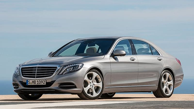 2014 Mercedes S-Class is ready for your plutocratic dollars - Autoblog