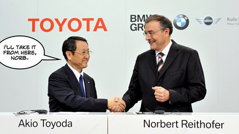 Toyota passes BMW as most valuable car brand