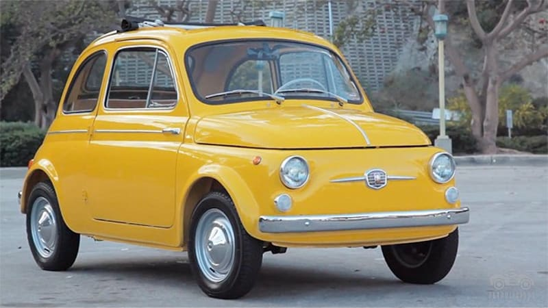 The right way to own and operate a vintage Fiat 500